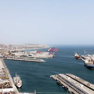 Arribaron 211 contenedores al Puerto de La Guaira