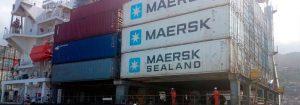 Arriban alimentos, medicinas y productos de higiene al Puerto de la Guaira