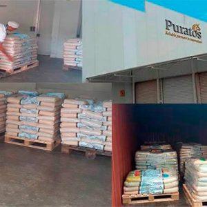 Corpovex ofreció agenciamiento de exportación a Puratos de Venezuela, S.A.