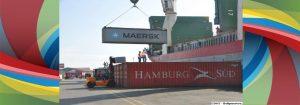 Más de 4 mil contenedores ha exportado Bolipuertos Puerto Cabello durante primer trimestre de este año