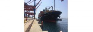 Arriban al Puerto de La Guaira más de 17 mil toneladas métricas de alimentos y artículos de aseo personal