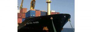 Arribaron al Puerto Internacional El Guamache 1.874 toneladas de alimentos y producto varios