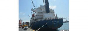 En el puerto de Puerto Cabello descargaron 30 mil toneladas de trigo panadero