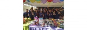 Voluntariado de Corpovex promueve programa social
