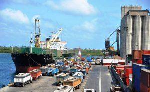 33 mil toneladas de trigo arribaron a Puerto Cabello