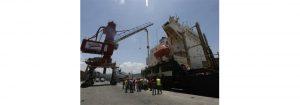 Más de 60 mil TM de Trigo son descargadas en Bolipuertos Puerto Cabello