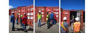 Corpovex apoya exportación de ferroníquel hacia Holanda