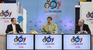 Corpovex afianza sus servicios en Expo Venezuela Potencia 2018