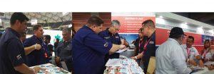 Corpovex ofrece atención a 220 empresas en Expo Venezuela Potencia 2018