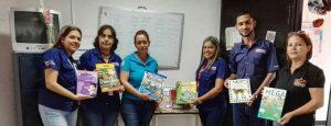Corpovex ofrece jornada de cuentacuentos a niños de la Patria
