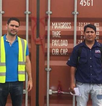 Corpovex promueve exportación de madera de pino caribe hacia Perú