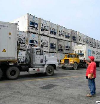 En lo que va de año Puerto Cabello despachó más de 10 mil contenedores con alimentos